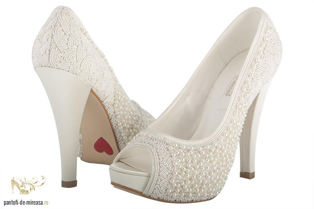 Pantofi De Mireasă Modele Clasice