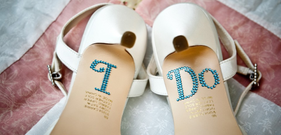Pantofi de mireasă: modele clasice