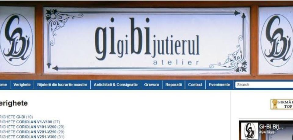 Gi-Bi Bijuterii Timisoara
