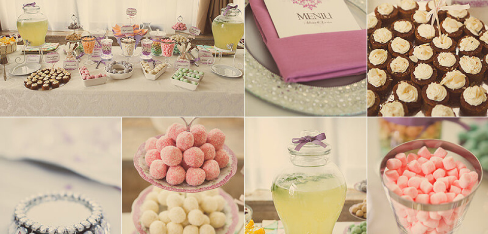 Candy bar la nunta: pro sau contra?