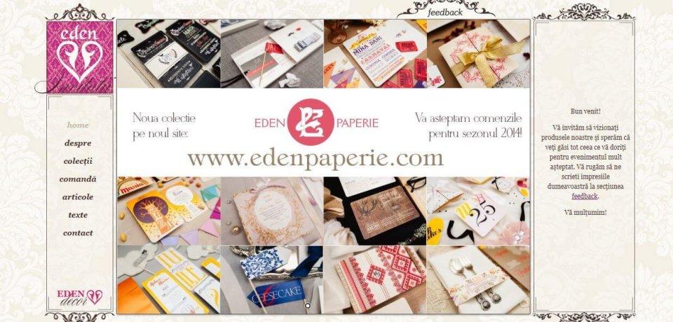Eden Paperie
